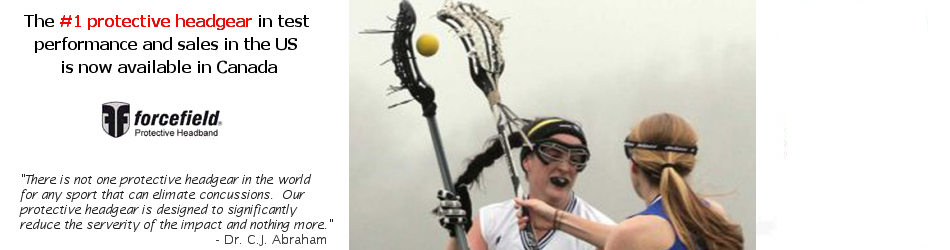 ForceField Headbands reduce risk of concussion in girls lacrosse