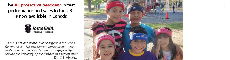 Park safety with headgear