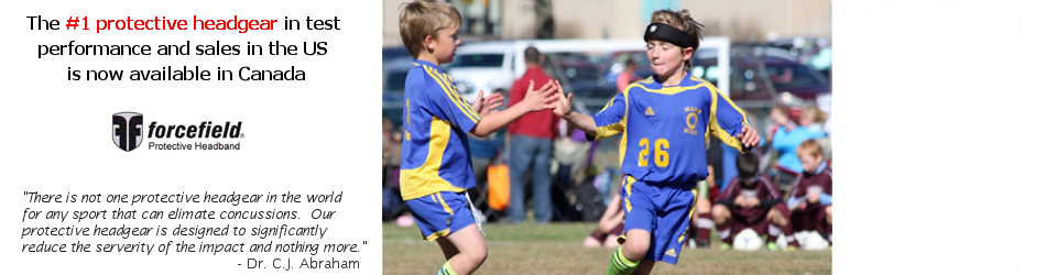 Soccer safety with headgear
